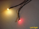 SMD LED Bicolor met rood / warm wit,