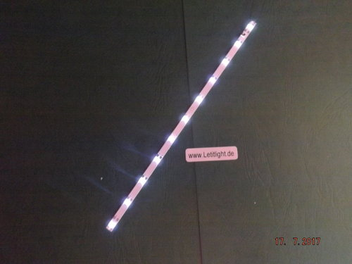 LED Waggonbeleuchtung weiß 200mm