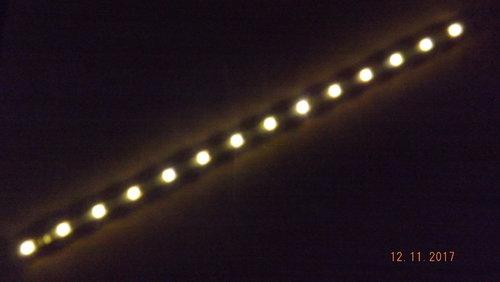TT Coach lighting, 8 LEDS white | Electronics effect