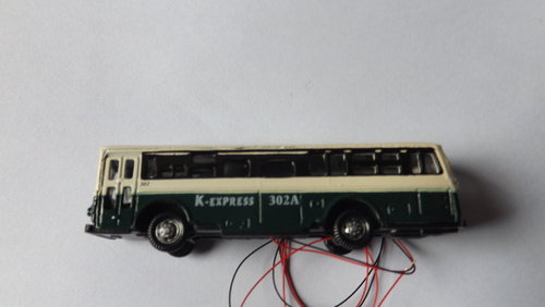 bus de transport avec éclairage LED nr.6