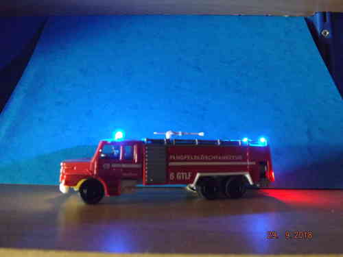 Emergency vehicles and special vehicles of all kinds